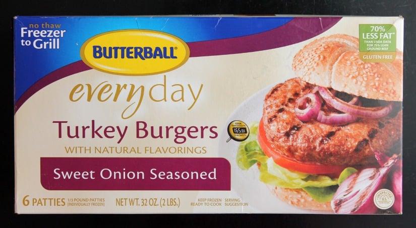 Swiss And Onion Turkey Burgers Dessert Now Dinner Later