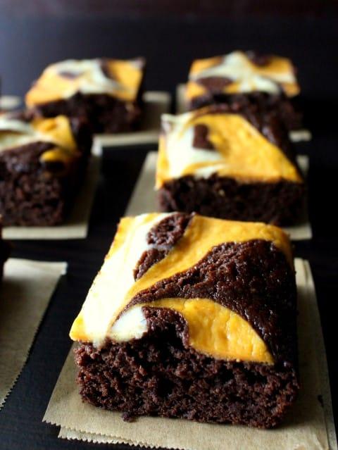 Pumpkin Oreo Fudge - Dessert Now, Dinner Later!