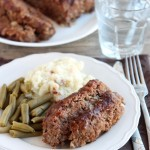 Steak Lovers' Meatloaf