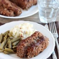 Steak Lovers' Meatloaf