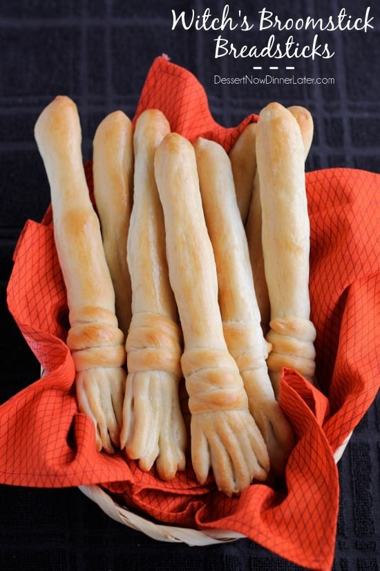 Witch's Broomstick Breadsticks1