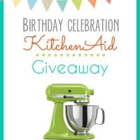 Kitchen Aid Giveaway!