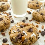 Soft-Baked Kitchen Sink Cookies