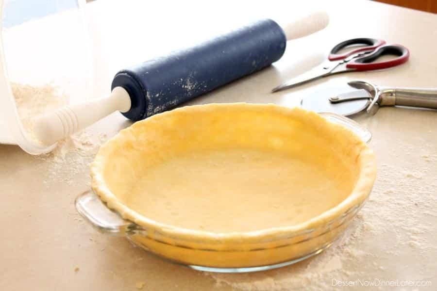 Lattice Pie Crust Tutorial