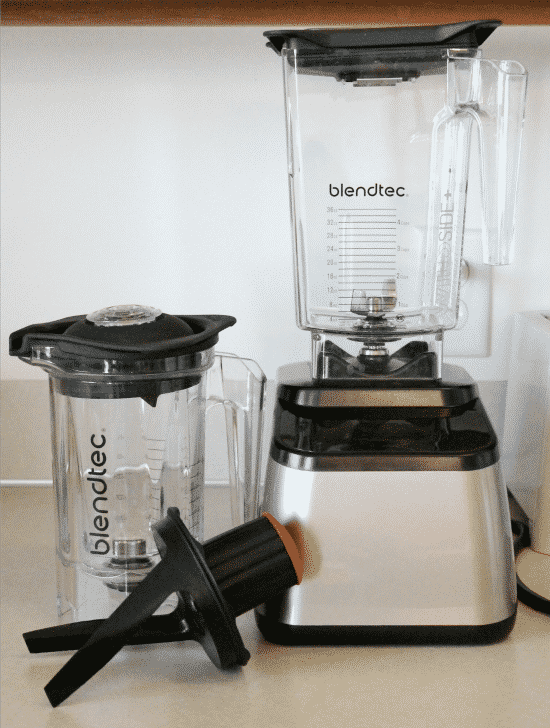 Blendtec Designer 675 + Twister Jar