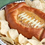 Football Dip Bowl