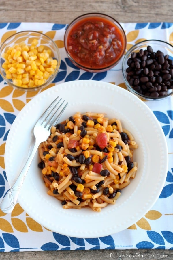 Need an easy and quick dinner idea? Grab a box of mac and cheese and a ...