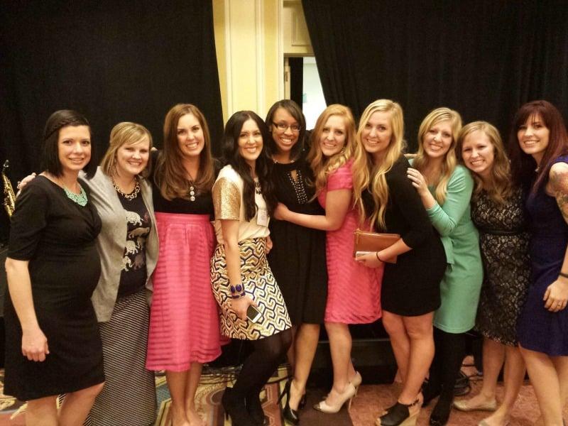 BYBC Gala Six Sisters