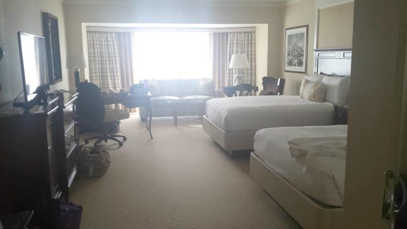 BYBC Hotel Room