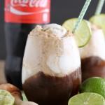 Dirty Coke Floats