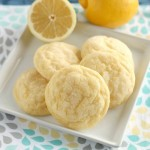 Soft Baked Lemon Cookies (+ Video)