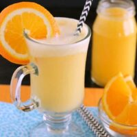 Allergy Friendly Orange Julius