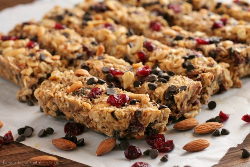 Sports Bars With Dried Fruit And Peanut Butter Recipes — Dishmaps