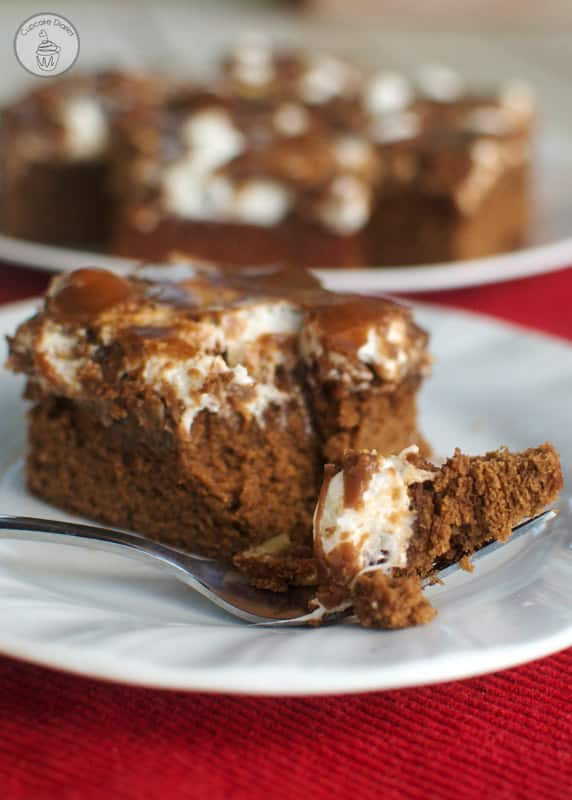 Nuts, marshmallows, and chocolate combine to create these homemade Rocky Road Brownies worth drooling over!