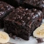 Double Chocolate Banana Cake (+ Video)