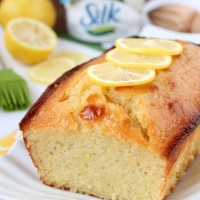 Dairy-Free Lemon Yogurt Cake