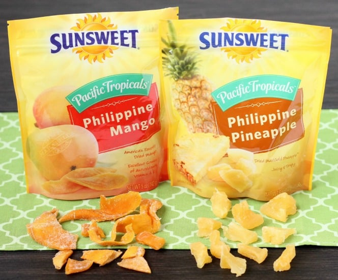 Sunsweet Philippine Mango and Pineapple