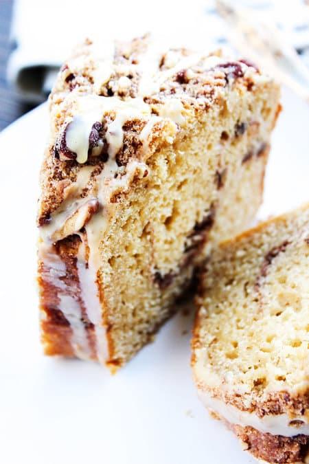 Maple Pecan Coffee Cake