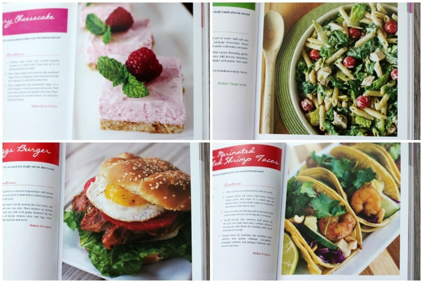 Allison's Cookbook - Sample