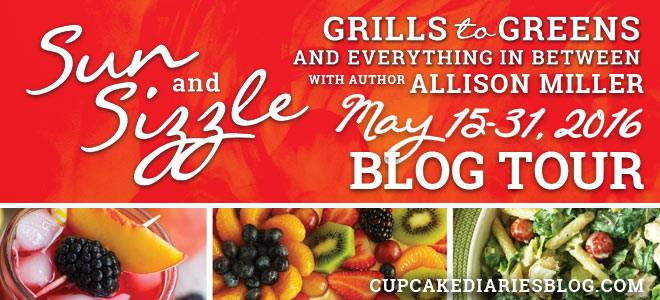 Allison's Cookbook Tour
