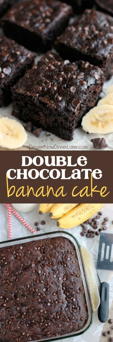 double layer banana cake double banana cake recipes dishmaps cakes ...