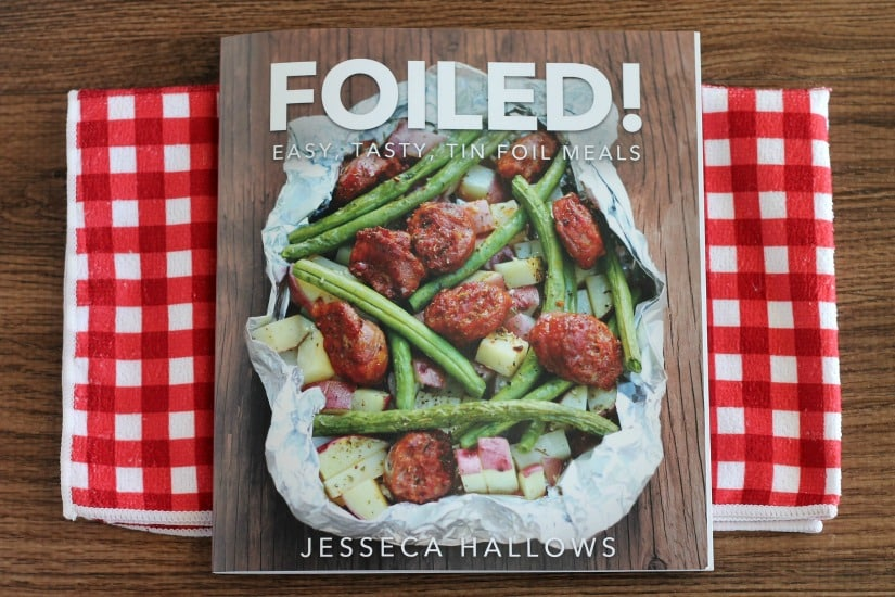 FOILED Cookbook by Jesseca Hallows