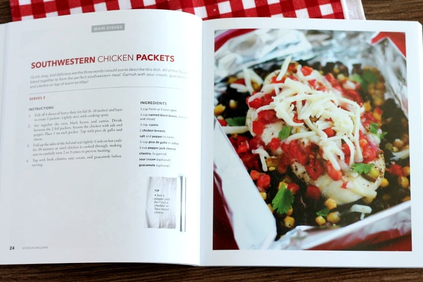 FOILED Southwestern Chicken Packets Recipe