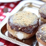 S'mores Donuts (+ More Donut Recipes!)