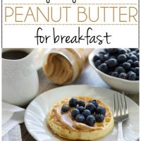 Enjoy peanut butter for breakfast and on-the-go with these quick and tasty ideas!