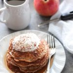 Apple Cinnamon Pancakes (+ more pancake recipes)