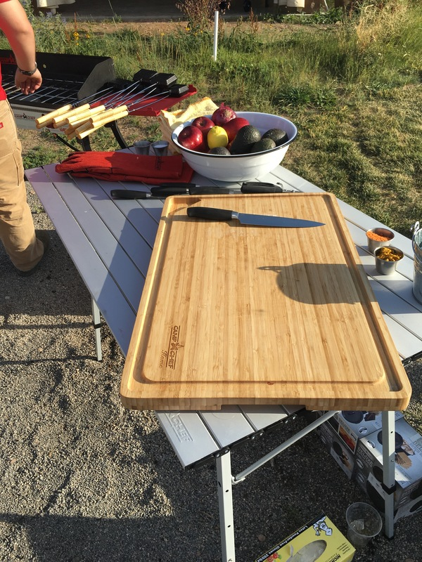 Glamping With Camp Chef Discount Codes Dessert Now