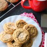 Soft Baked Gingersnap Cookies (+ Video)