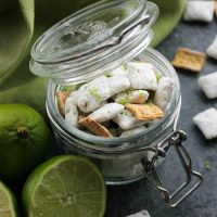 Key Lime Muddy Buddies