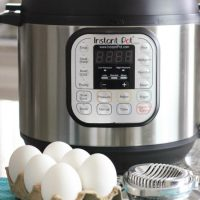 Instant Pot Hard Boiled Eggs (+ video)