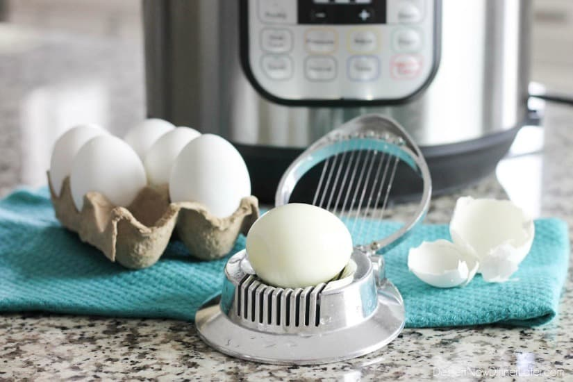how to cook soft boiled eggs in instant pot