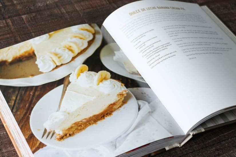 Dulce De Leche Banana Cream Pie by Cade & Carrian Cheney