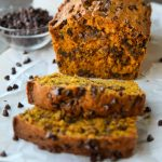 Pumpkin Chocolate Chip Bread (+ Video)
