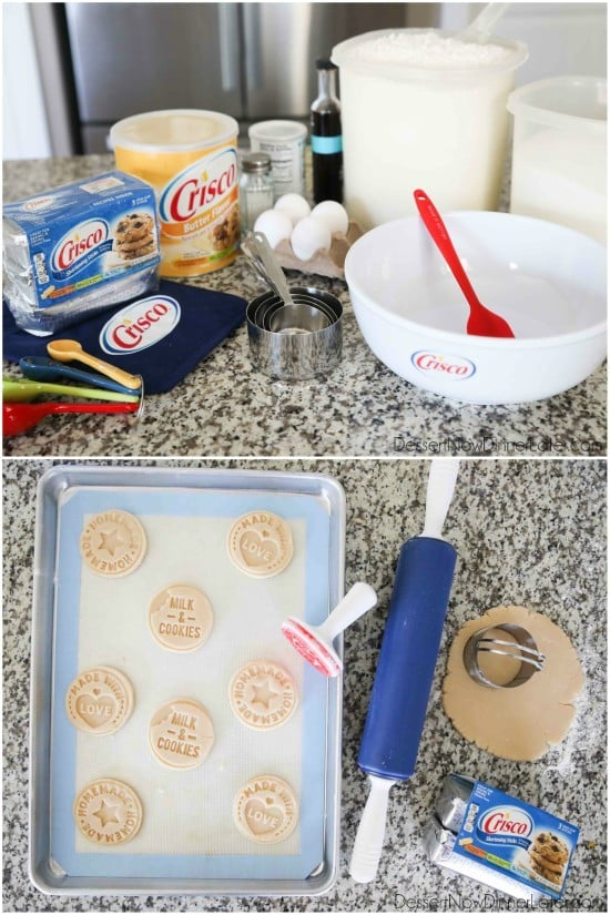 Crisco Sugar Cookies
