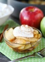 Crustless Apple Pie (+ Video)