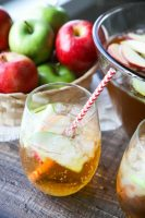 Sparkling Apple Cider (+ Video)