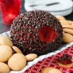 Red Velvet Cheese Ball