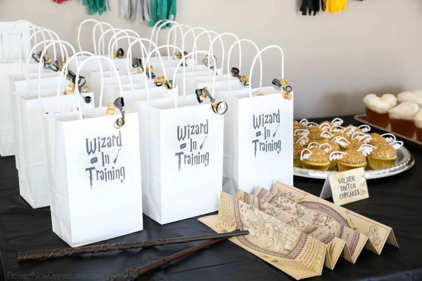 Harry Potter Party - Gift Bags