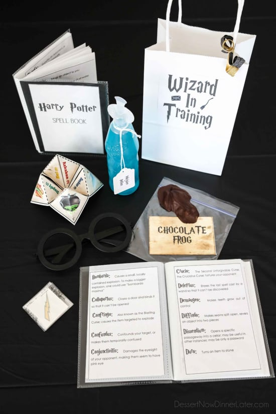 Harry Potter Gift Bags