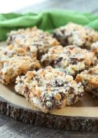 Seven Layer Bars