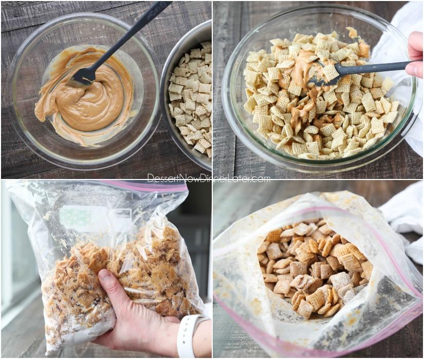 Peanut Butter Buddies