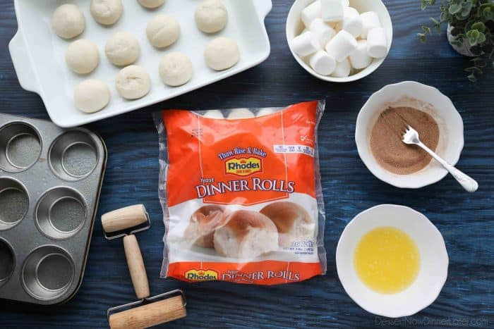 Use Rhodes frozen dough to make Empty Tomb Rolls easily with real, soft, yeast bread.