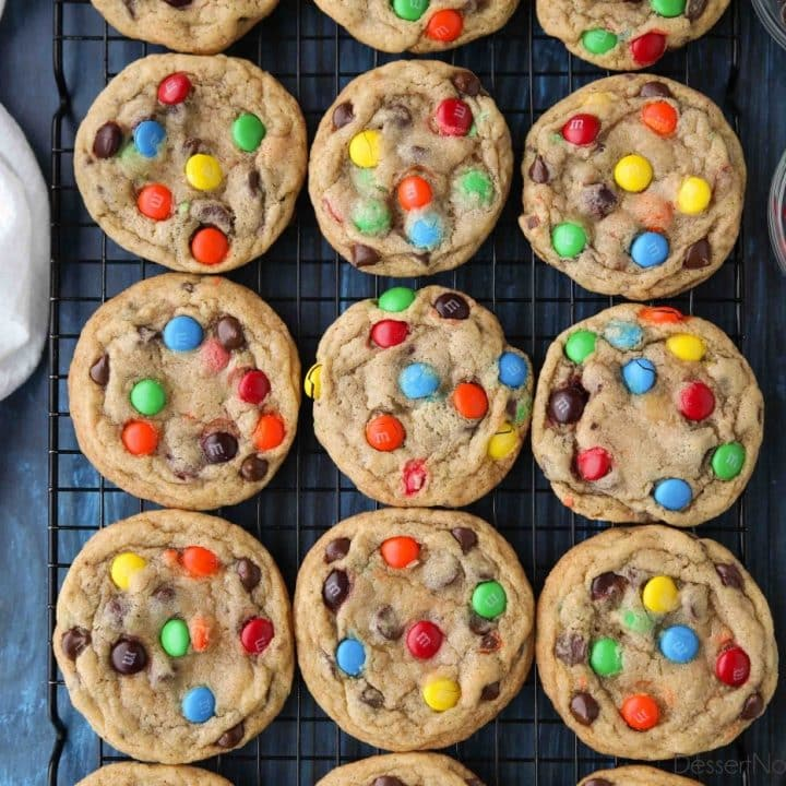 M M Cookies The Best Recipe Dessert Now Dinner Later
